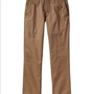 Old Navy Broken-in Loose khaki pants 36 x 30
